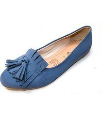 baletas/valeri azul