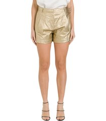 philosophy di lorenzo serafini golden shorts
