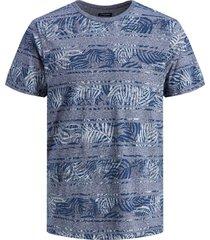 t-shirt placement blauw
