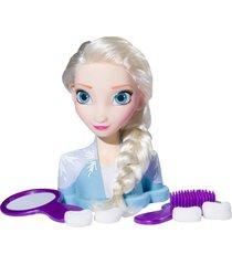 busto frozen styling head elsa - novabrink