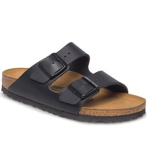 arizona shoes summer shoes flat sandals svart birkenstock
