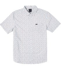 men's pure joy short sleeve woven shirt