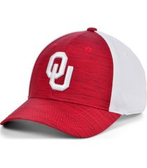 top of the world men's oklahoma sooners novh8 flex cap