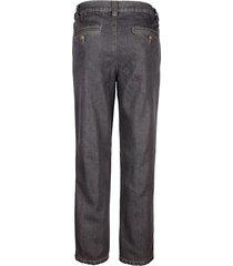 jeans med varmt foder roger kent grå