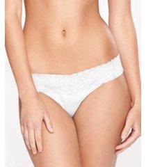 maidenform dream lace thong underwear 40156