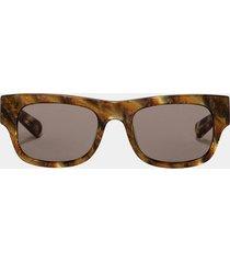 flatlist occhiali da sole flat colore oro