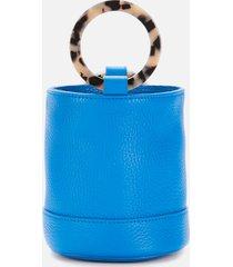 simon miller women's bonsai 15 bucket bag - soaring blue