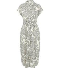 jurk adilla gebroken wit