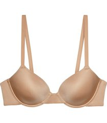natori intimates revelation contour underwire t-shirt bra women's, size 34d