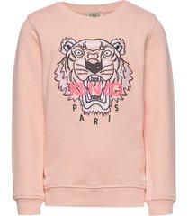 tiger jg b2 bis sweat-shirt trui roze kenzo