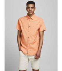 overhemd korte mouw jack jones camisa verano hombre jack jones 12187953