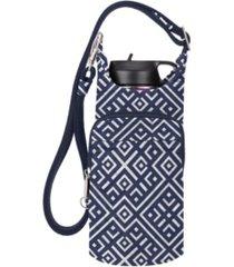travelon anti-theft boho water bottle tote