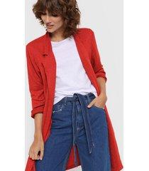 blazer rojo pink sisly fw1