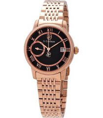 reloj oro rosa s.coifman