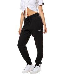pantalón negro adidas originals r.y.v sweatp