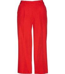 pantaloni culotte larghi (rosso) - bpc selection