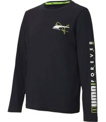t-shirt child alpha longsleeve tee b 583191.01