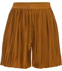 shorts plissettati (giallo) - bodyflirt