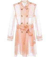 translucent coat
