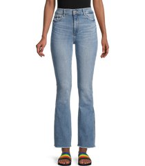 dl1961 women's bridget mid-rise bootcut jeans - hardy - size 24 (0)