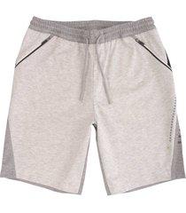 boss hsl-tech shorts light grey 0403538-057