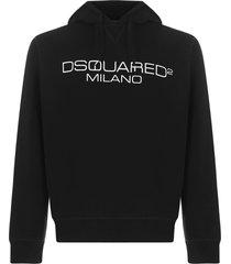 dsquared2 d2 milano sweatshirt