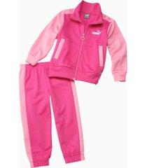 trainingspak voot baby's, roze, maat 98 | puma