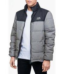 sixth june reflective down jacket jackor grå