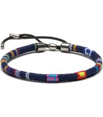 pulseira pulseira tuman silver ii key design masculina