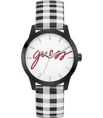 reloj guess ginghan g gw0293l1