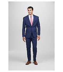 1905 collection slim fit plaid oraganica® men's suit with brrr°® comfort by jos. a. bank