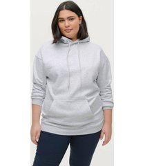 huvtröja betty oversize hood sweatshirt