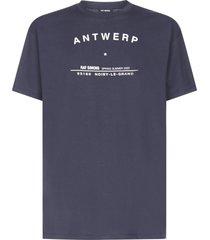 raf simons short sleeve t-shirt
