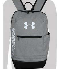 mochila gris under armour patterson backpack