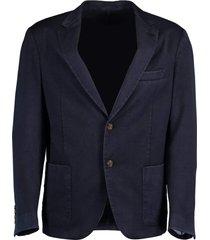 garment dye wool blazer