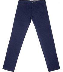 calça sarja masculina plus size slim
