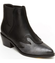 bcbg little & big girls lisa cowboy bootie