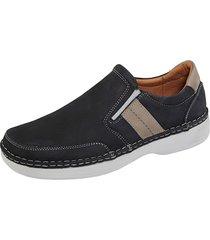 skor roger kent svart::grå