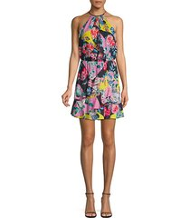 cosma halter dress
