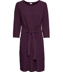 abito di jersey (viola) - bodyflirt