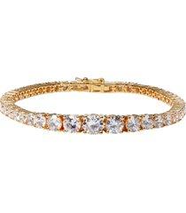 women's nordstrom graduated cubic zirconia tennis bracelet