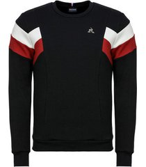sweater le coq sportif tri pronto crew sweat n