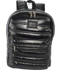mochila impermeable negro zenit 19200