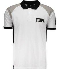 camisa polo grêmio símbolo masculina