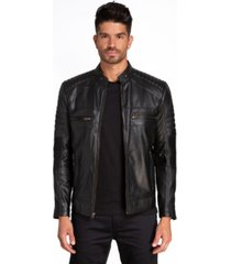 jared lang leather jacket