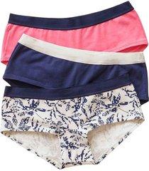 panty boxer multicolor leonisa 12760x3