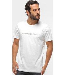 camiseta forum modern basic t-shirt masculina