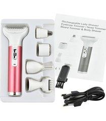 multifuncional 5 en 1 mujeres hair removal tool body health