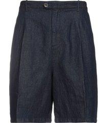 giorgio armani denim shorts