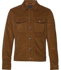 corduroy trucker jacket jeansjack denimjack bruin banana republic